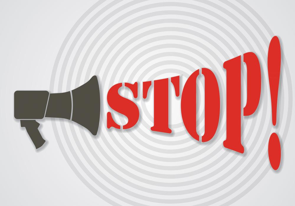Stop publicité